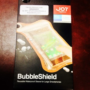 bubbleshield